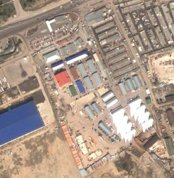 Схема проезда строительный рынок владимирский тракт